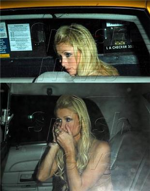 Paris Hilton is devastated